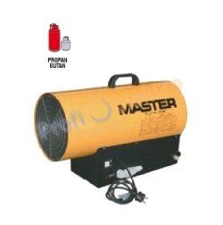 Plynový ohrievač 30kW